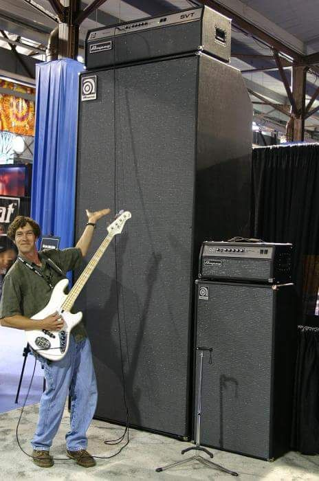 giant ampeg svt rig musical instruments that i want or that intrigue me pinterest rigs. Black Bedroom Furniture Sets. Home Design Ideas