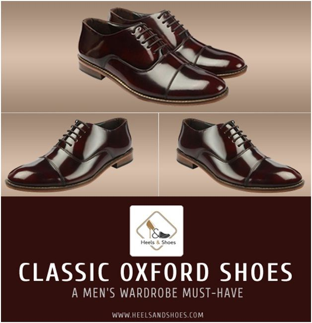➫For every classy man, these classic oxford shoes are a must-have in the wardrobe. The unique feature that the shoe holds are the closed lacing system, it defines the shoe and enhances your personality. These Elegant Oxford shoes are best suitable for formal events paired with a sharp suit. Have you tried these furious brown oxfords? What compliments did you gather? ✔http://bit.ly/OXFORDSHOES Instagram : Heelsandshoesln Twitter: HeelsandshoesIn