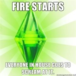 Sims.... oh sims....: Sims Memes, Laughing, Videos Games, Sims Logic, Funny Stuff, True, The Sims, Simslogic, Sims Humor