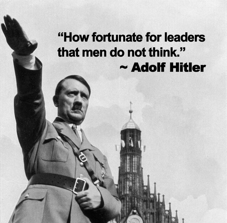 "hitler good leader bad morals Current prominent figures, speaking words the ""christian right"" wants to hear, are not the first national leaders to use christian morality as a rallying cry these words are from he seemed a good choice to conservative christians not fully aware of his actual beliefs and behavior he seemed to have at."