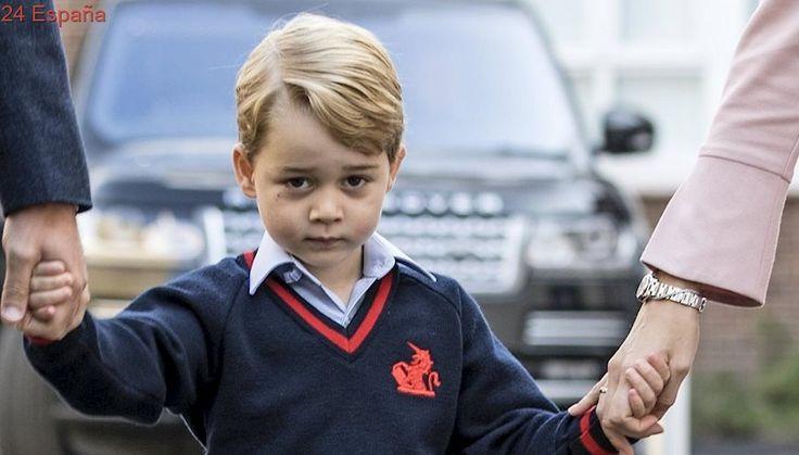 Detienen a una mujer por robar en el colegio del Príncipe Jorge