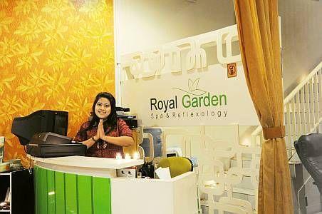Royal Garden SLIMMING SPA TREATMENT