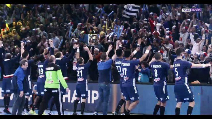 La finale du championnat du monde de Handball : FRANCE - Norvège sera à vivre dimanche en direct sur beIN SPORTS