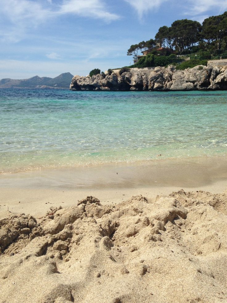 beach cala ratjada - cala gat