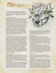 Volo's Guide to Monsters - Beholders | Book cover and interior art for Dungeons and Dragons Next (5.0) - Dungeons & Dragons, D&D, DND, 5.0, 5th Edition, Next, Roleplaying Game, Role Playing Game, RPG, Game System License, GSL, Open Game License, OGL, Wizards of the Coast, WotC | Create your own roleplaying game books w/ RPG Bard: www.rpgbard.com | Not Trusty Sword art: click artwork for source
