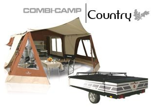 Combi-Camp Country vouwwagen| vouwwagens