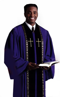 pulpit robes for men | Robes, Clergy Apparel, Church Supplies, Judicial Gowns - Alpha Robe ...