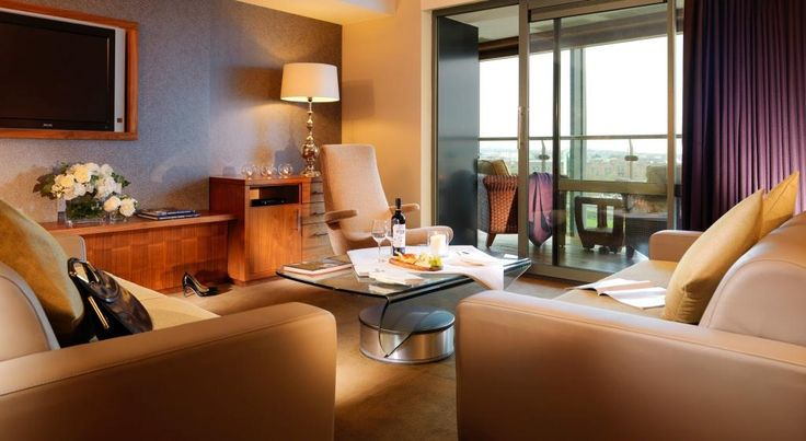 The Suite Life - The Penthouse at the 4* Limerick Strand Hotel