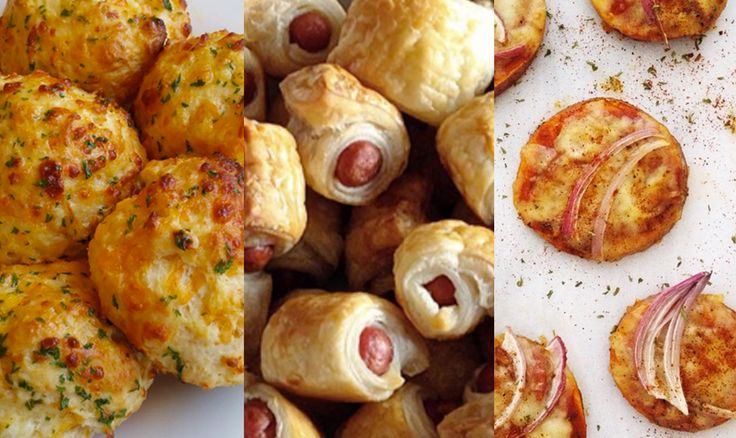 8 Yummy New Year's Eve Appetizers with Three Ingredients or Less
