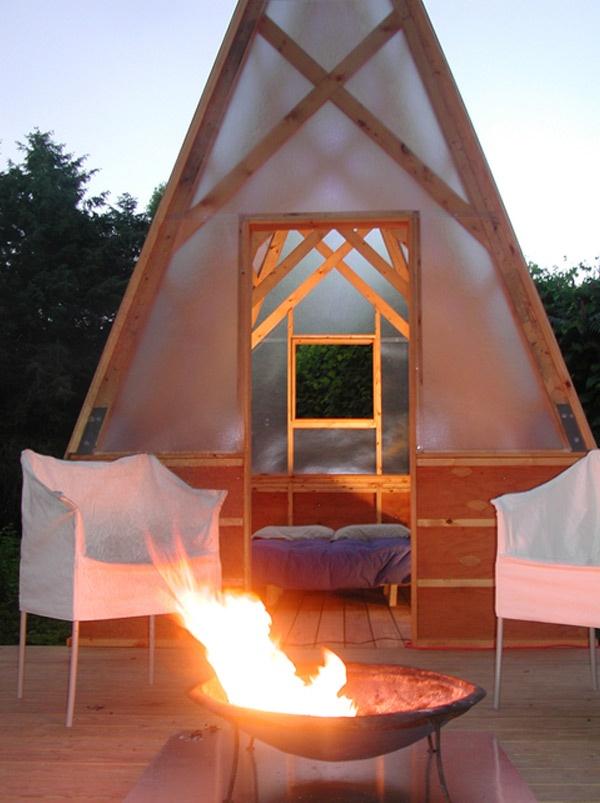 Moskow Linn Architects - Totem Hut
