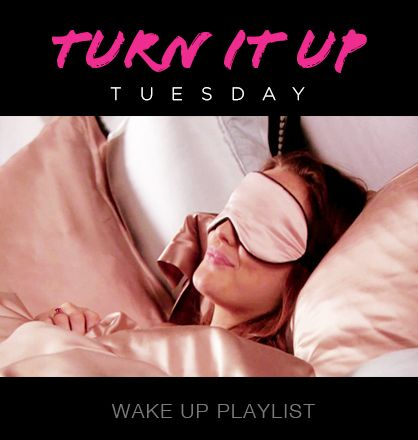 "The ""Wake Up"" playlist for those sleepy mornings"