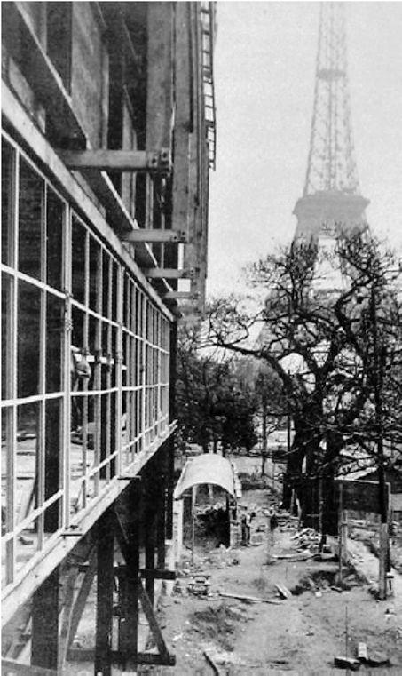 Pabellón de España - Exposición Internacional París (1937)