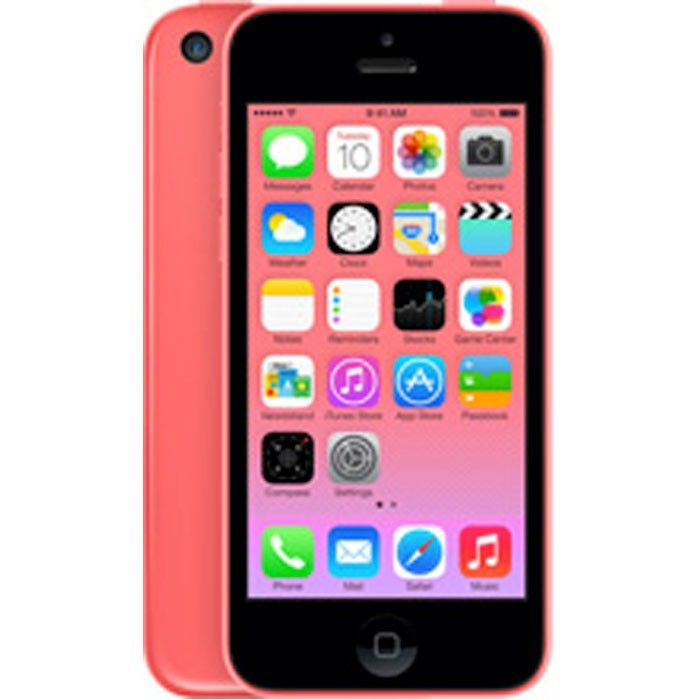 Apple iPhone 5c 16GB ροζ