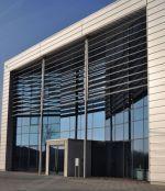 Pfosten-Riegel-Fassade