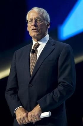 "Samuel Robson ""Rob"" Walton (born 1944) is the eldest son of Helen Walton & Sam Walton, founder of Walmart, the world's largest retailer. After graduation Walton became a member of the law firm that represented Wal-Mart. In 1978 he left Tulsa to join Wal-Mart as a senior vice president, & in 1982 he was appointed vice chairman. He was named chairman of the board of directors on April 7, 1992, two days after his father's death. His net worth was $35.1 billion as of November 2014."