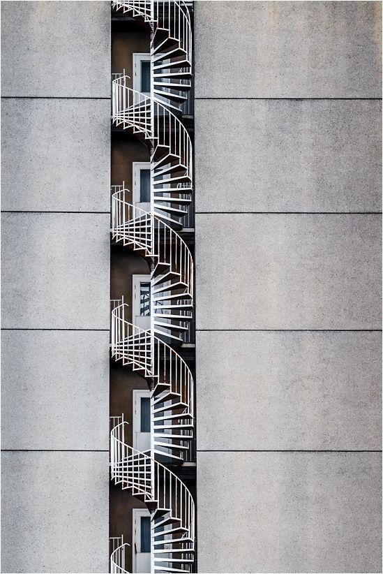 escape route - Hotel Saßnitz