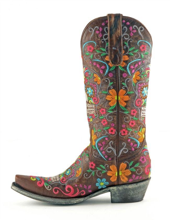 Bronze Old Gringo Klak Boots