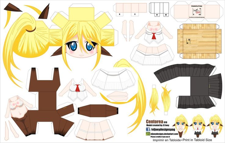Centorea Shianus papertoy by ELJOEYDESIGNS on DeviantArt