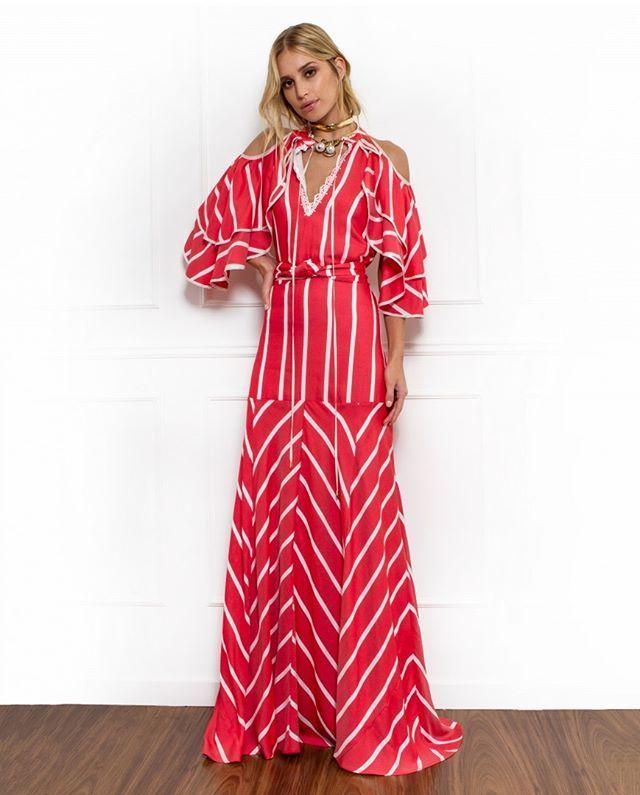 Vestidos longos, para um verão super lindo e poderoso!💥 #Skazi #SkaziOficial