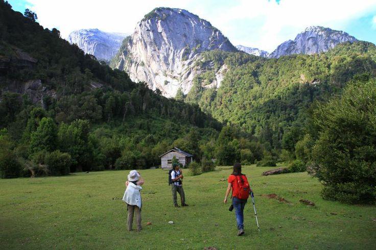 Photo Gallery: The Cochamo Valley trail