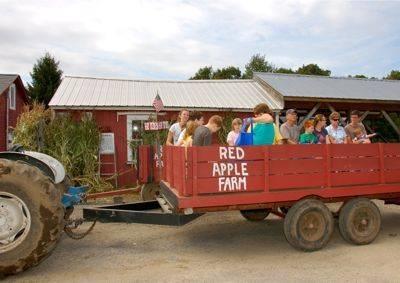 Hay Wagon Rides