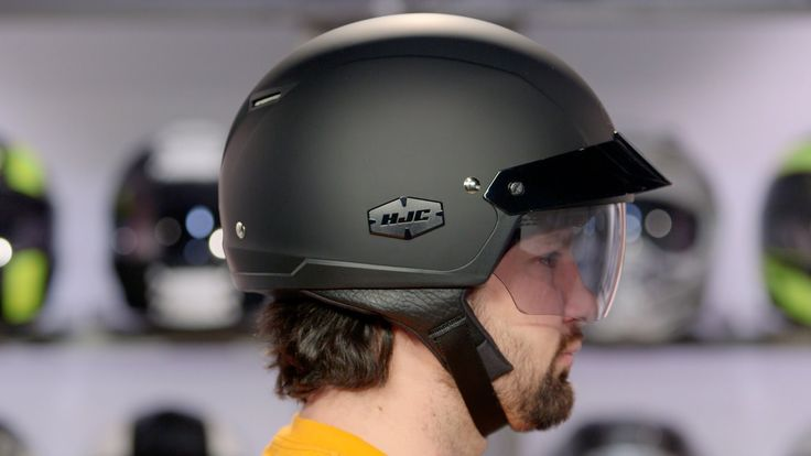 Safe Motorcycle Cruising with Cruiser Helmets     http://motorbikeshed.com/safe-motorcycle-cruising-cruiser-helmets/    #motorbikeshed