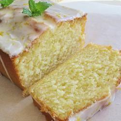 Zesty Lemon Loaf Allrecipes.com. This is wonderful. I added a lemon powder sugar glaze also.