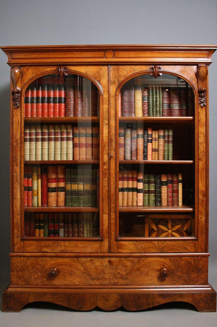 Victorian Bookcase   Antiques Atlas. Best 25  Antique bookcase ideas on Pinterest   Space mountain