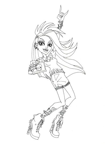 217 best images about coloring pages on pinterest wolves coloring and monster high