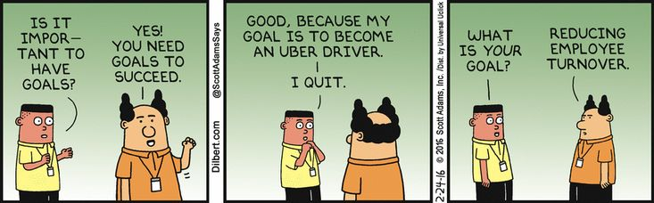 This #Dilbert #comic shows what management shouldn't be doing. Learn what it should at http://www.ed2go.com/cbc123/online-courses/B8511