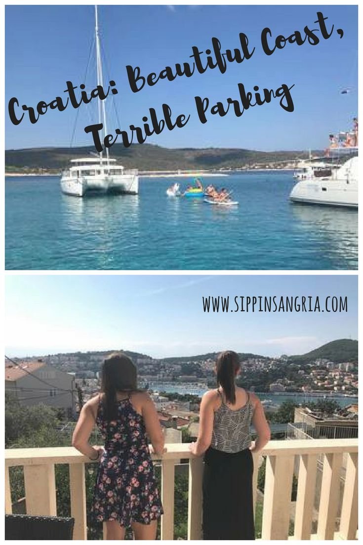 Croatia | Croatia Coast | Trip to Croatia | Dubrovnik | Split | Traveling | Traveling to Croatia | A week in Croatia
