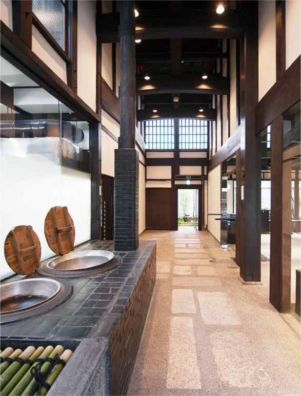 本店を散歩する|京都室町本店|然花抄院