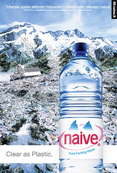 Fifi : Naive – clear as plastic