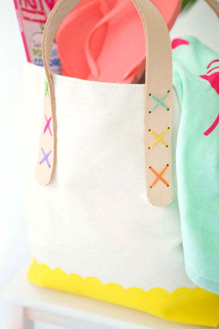 Tote Bags For Paper Crafting