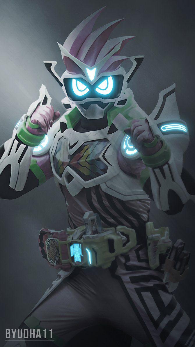 Kamen Rider Ex-Aid Mighty Creator VRX by Byudha11