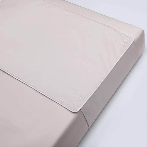 Belle crib sheet protector - Petite Vigogne- Sheet protector- Belle collection