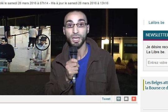 Fayçal Cheffou: le troisième terroriste de l'aéroport de Bruxelles serait journaliste selon la Libre Belgique