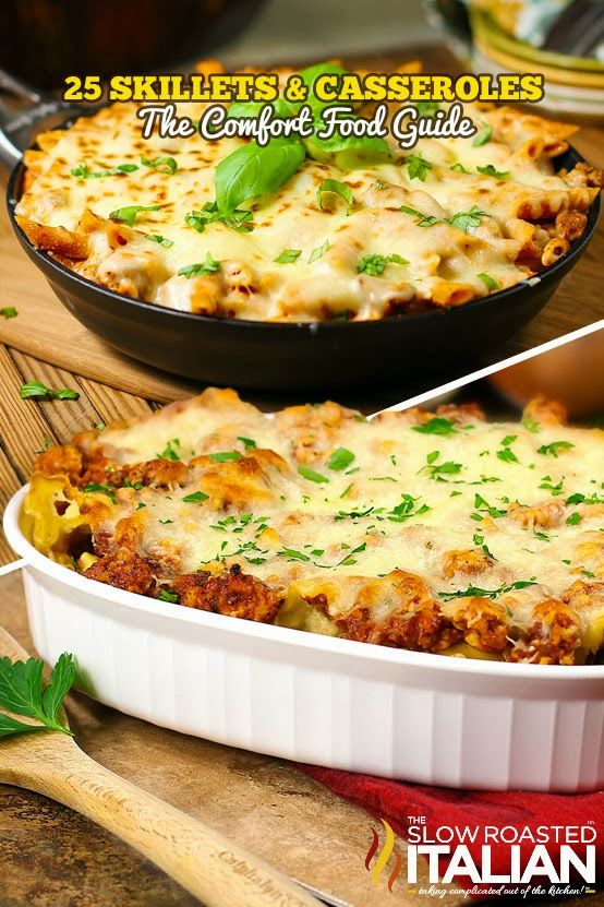 The Best Ever 25 Skillets and Casseroles~T~ A great collection of recipes that are quick and delicious.