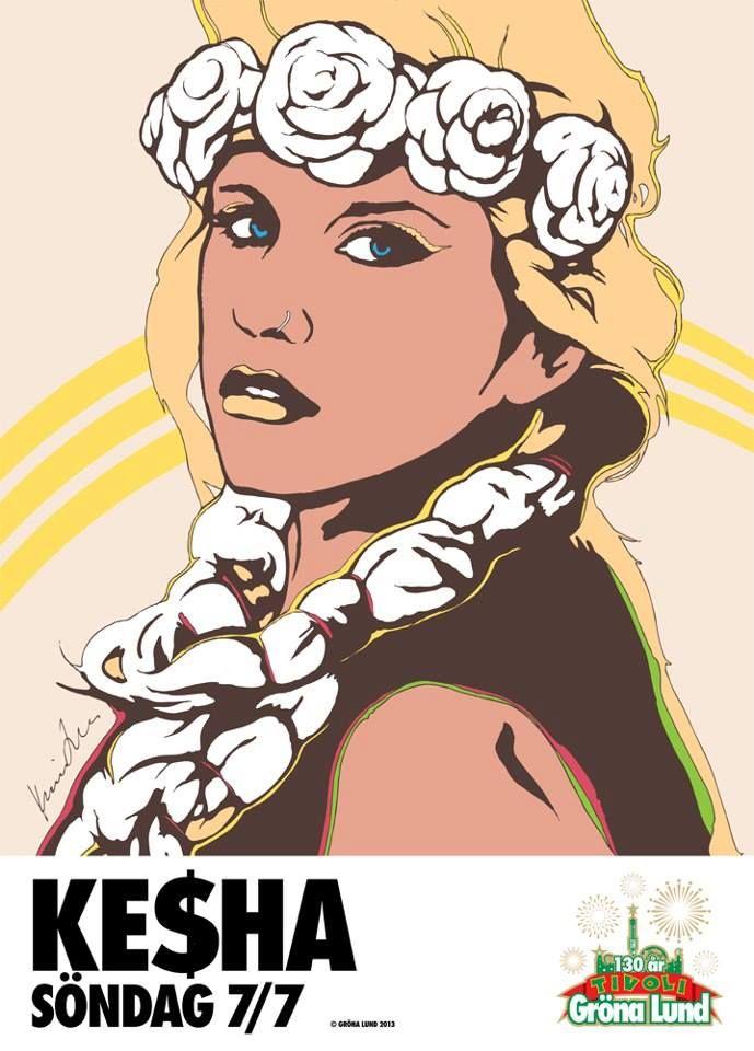 """""""Ke$ha"""" Art✏ #Celebrity #Celebrities #Fan_Art"""