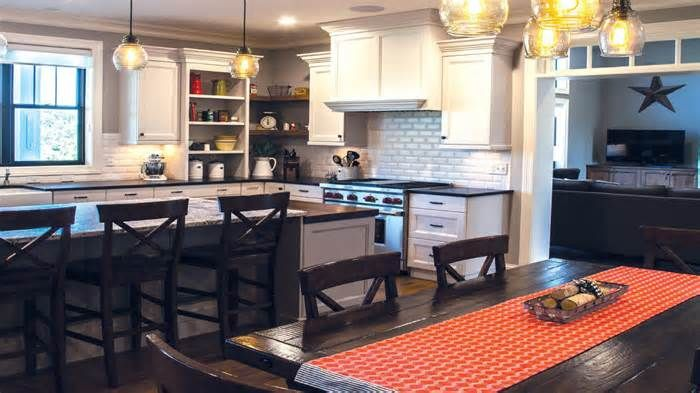 """SPECIAL PROMOTIONAL: Kitchen upgrades as a complete design and remodeling firm headquartered in Madison. With an enormous selection of cabinets, countertops, sinks, faucets, and many finishes, they work with clients to literally build the kitchens of their dreams. """"One of the things that ..."""