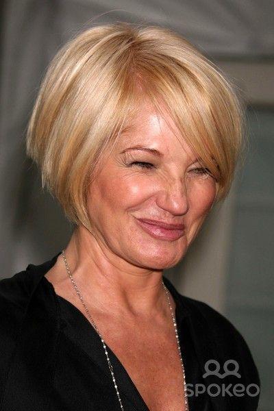 Ellen Barkin Haircut Google Search Hair Pinterest