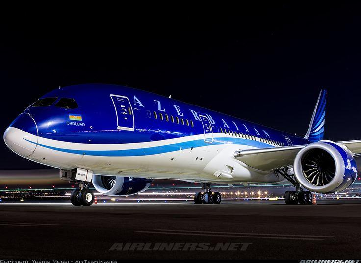 Boeing 787-8 Dreamliner - Azerbaijan Airlines - AZAL - AHY | Aviation Photo #4458333 | Airliners.net