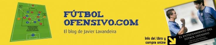 Otra gran página web para los entrenadores de fútbol. Javier Lavandeira, profesor de Táctica, es un crack.