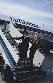 Lufthansa i liked using them