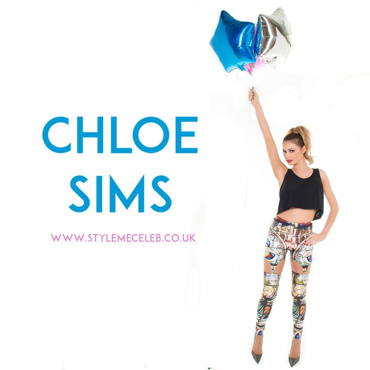 super cute Chloe Sims modelling our digital print suspenders! Shop: https://stylemeceleb.co.uk/product/gothic-cathedral-stained-glass-suspender-leggings/