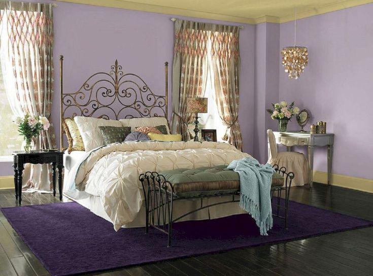 Schlafzimmer Beige Lila. Die Besten 25+ Tapeten Ideen Auf