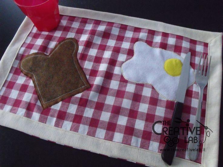 come fare tovagliette americana colazione fai da te tutorial diy 74