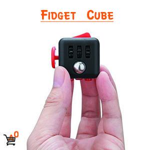 Porque tenemos momentos duros, y como cualquiera pasamos momentos de estrés, ansiedad o nerviosismo. Con Fidget Cube no volverás a tener esas sensaciones, te relajaras sin darte cuenta. ¡Prueba este curioso dado!