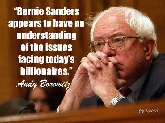 ndy Borowitz on Bernie Sanders - Imgur