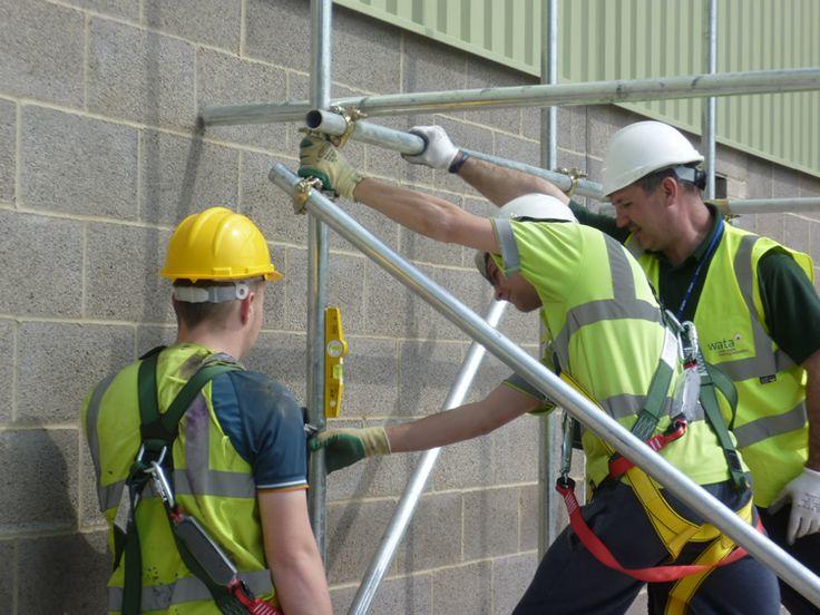 Scaffolding Apprentices at WATA